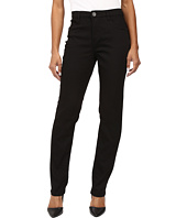 FDJ French Dressing Jeans - Petite Supreme Denim Suzanne Slim Leg in Black