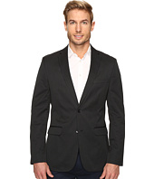 Calvin Klein - Slim Fit Ticking Stripe Sportcoat