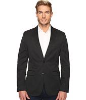 Calvin Klein - Slim Fit Ticking Stripe Sportcoat