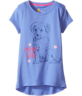 Carhartt Kids - Puppy Love Tee (Little Kids)