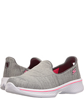 SKECHERS KIDS - Go Walk 4 81122L (Little Kid/Big Kid)