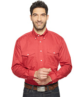 Roper - 0856 Solid Poplin - Red