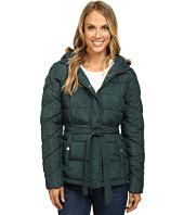 U.S. POLO ASSN. - Long Belted Puffer Jacket