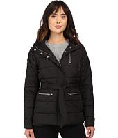 U.S. POLO ASSN. - Long Puffer Jacket with Belt