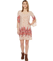 Roper - 0875 Border Print Tunic/Dress