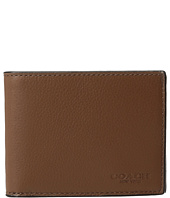 COACH - Leather Slim Billfold USW Box Set