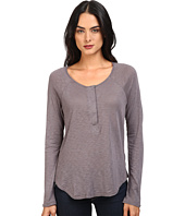 Splendid - Slub Tees Long Sleeve Henley