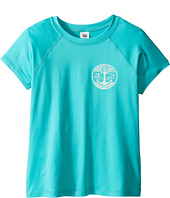 Billabong Kids - Sol Searcher Short Sleeve Rashguard (Little Kids/Big Kids)