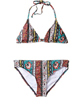 Billabong Kids - Hippy Ditsy Tri Set (Little Kids/Big Kids)