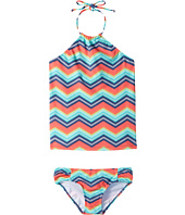 Billabong Kids - Ziggyland Tankini Set (Little Kids/Big Kids)