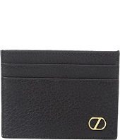 Z Zegna - Grained Calfskin Card Case