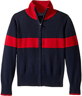Toobydoo - Avalanche Zip-Up Sweater (Toddler/Little Kids/Big Kids)