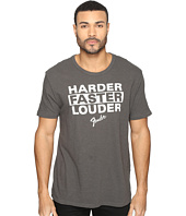 Lucky Brand - Fender Louder Graphic Tee