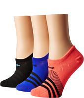 adidas - Superlite Super No Show Socks 3-Pack