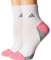 adidas - Superlite Speed Mesh Quarter 2-Pack