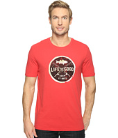 Life is Good - Keep It Reel Smooth Tee