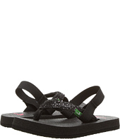 Sanuk Kids - Yoga Glitter (Toddler/Little Kid)