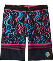 O'Neill Kids - Hyperfreak Madness Boardshorts (Big Kids)