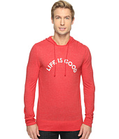 Life is Good - Life is Good® Ultimate Hoodie Tee