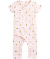 aden + anais - Short Sleeve Kimono Bodysuit (Infant)