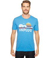 Life is Good - Unplug Cool Tee
