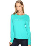 Life is Good - Life is Good® Go-To Crew Sweatshirt