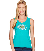 Life is Good - Daisy Sleeveless Crusher Scoop