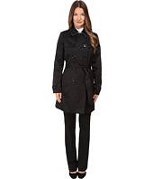 Kate Spade New York - Waist Belt Raincoat 34