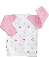 aden + anais - Long Sleeve Reglan Shirt (Infant)