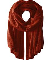 Steve Madden - Solid Knit Blanket Wrap