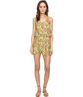 Stella McCartney - Iconic Prints All-In-One Romper Cover-Up