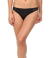 Stella McCartney - Neoprene & Mesh Classic Bikini Bottom