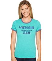 Life is Good - Vitamin Sea Sweet Ringer Tee