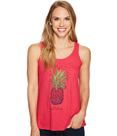 Life is Good - Welcome Pineapple Breezy Tank