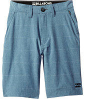 Billabong Kids - Crossfire X Stripe Shorts (Big Kids)