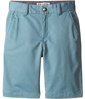 Billabong Kids - Carter Stretch Walkshorts (Toddler/Little Kids)