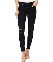 J Brand - Ankle Mid-Rise Skinny in Blue Mercy