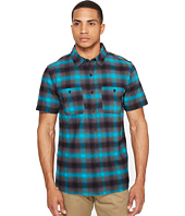 HUF - Ombre Plaid Short Sleeve Shirt