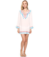Bindya - Boho Tassels Long Sleeve Tunic