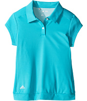 adidas Golf Kids - Micro Dot Polo (Big Kids)