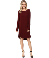 Three Dots - Kennedy - Long Sleeve Shirtdress