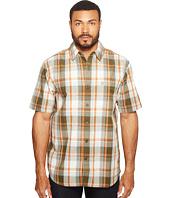 Carhartt - Essential Plaid Open Collar Short Sleeve Shirt