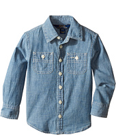 Polo Ralph Lauren Kids - Chambray Top (Toddler)