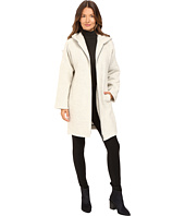 ATM Anthony Thomas Melillo - Cocoon Hooded Zip Coat