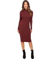 ATM Anthony Thomas Melillo - Long Sleeve Mock Neck Dress