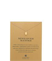 Dogeared - Mind Over Matter Buddha Reminder Necklace