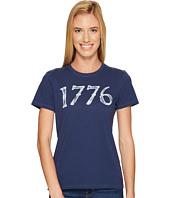 Life is Good - Patriotic 1776 Crusher Tee