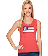 Life is Good - Flag Sleeveless Crusher Scoop