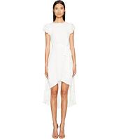 THOMAS WYLDE - Tori - High-Low Short Sleeve Dress
