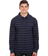 Nautica Big & Tall - Big & Tall The Striped Knit Shirt